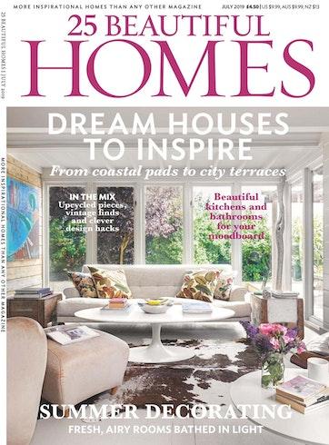 25 Beautiful Homes Magazine July 2019