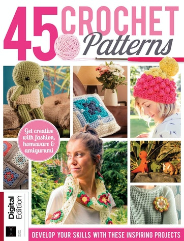 45 Crochet Patterns Preview