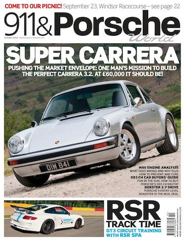 911 & Porsche World Preview