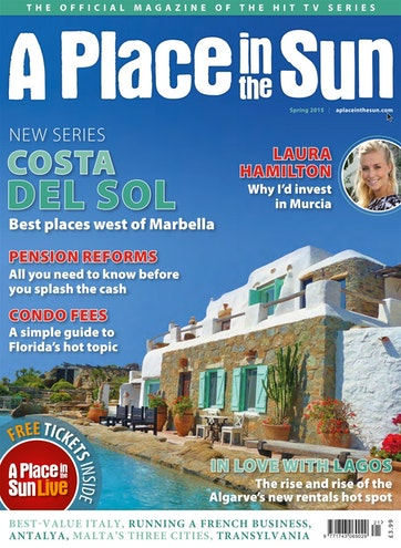 A Place in the Sun Magazine Preview