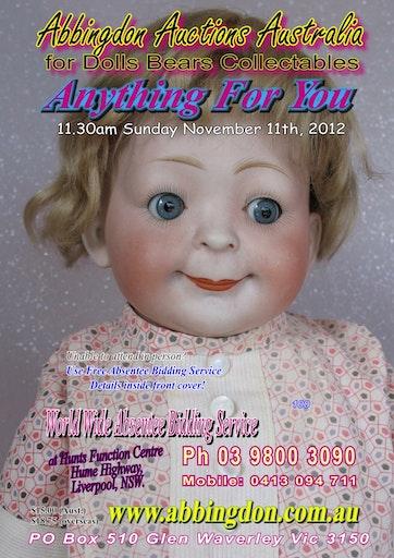 Abbingdon Auctions Preview