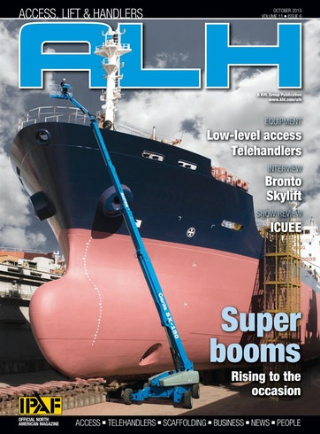 Access, Lift & Handlers Preview