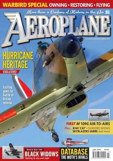 Aeroplane Preview