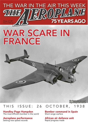 Aeroplane Weekly - The War in the Air 75 years ago Preview