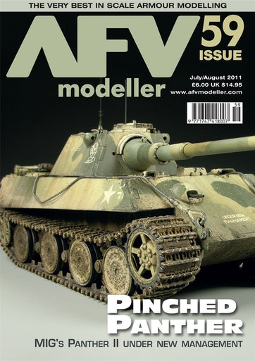 Meng AFV Modeller Preview