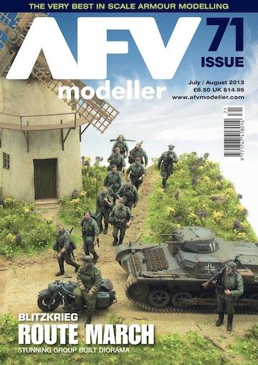 Meng AFV Modeller Preview