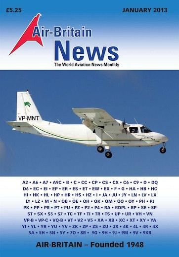Air Britain News Preview