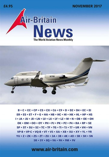 Air Britain News Preview