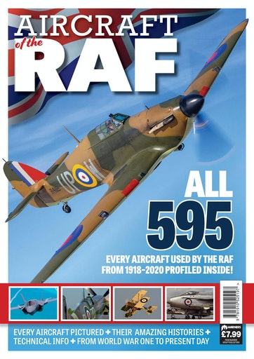 Aircraft of the RAF Preview