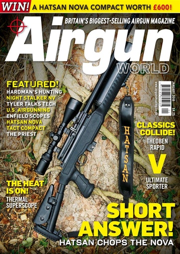 Airgun World Preview