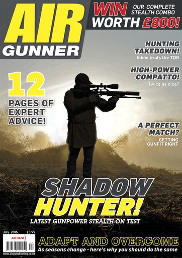 Airgunner Preview
