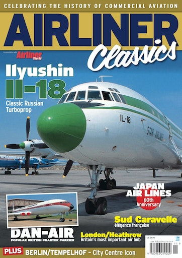 Airliner Classics Volume 3 Preview