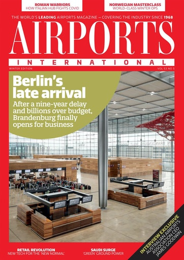 Airports International Preview