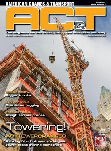 American Cranes & Transport Preview