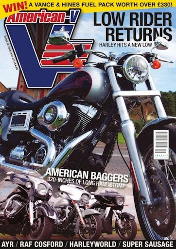 American-V Preview