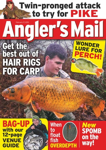 Anglers Mail Preview