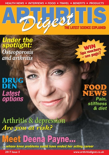 Arthritis Digest Preview