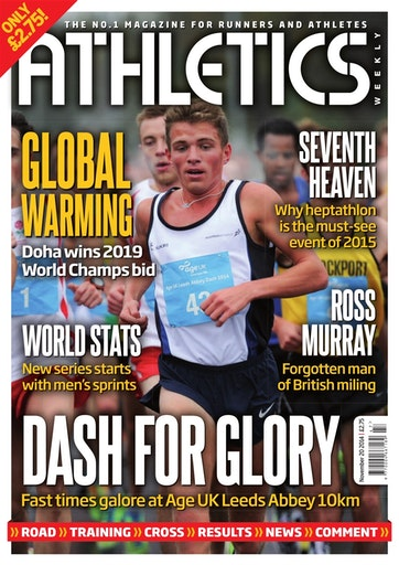 AW - The best coverage of the No.1 Olympic sport Preview