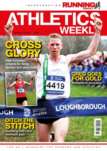 AW – Athletics Weekly Magazine Preview