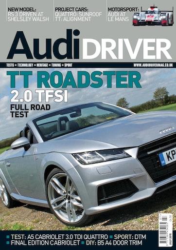 Audi Driver Preview