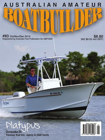 Australian Amateur Boat Builder Preview