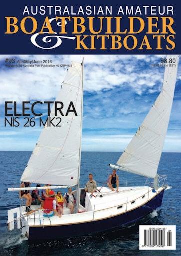 Australian Amateur Boat Builder Preview