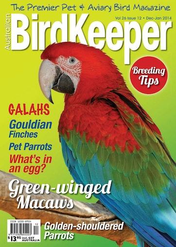 Australian Birdkeeper Magazine Preview