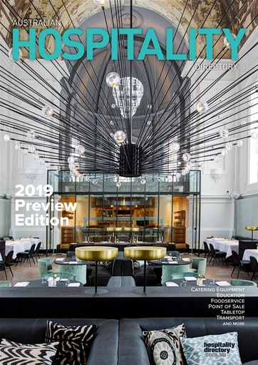 Australian Hospitality Directory Preview