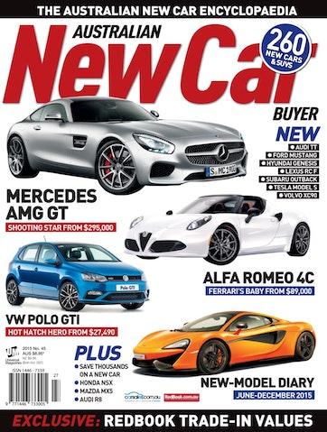 Australian New Car Buyer Preview