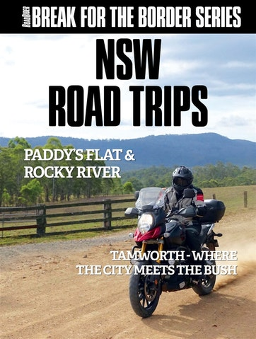 Australian Road Rider Preview