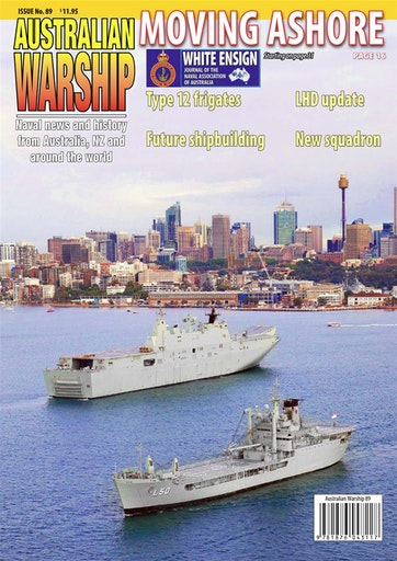 Australian Warship Preview