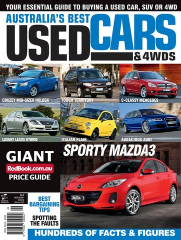 Australia's Best Used Cars and 4WDs Preview