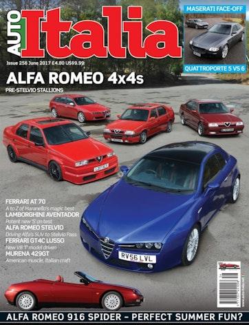 AutoItalia Magazine Preview