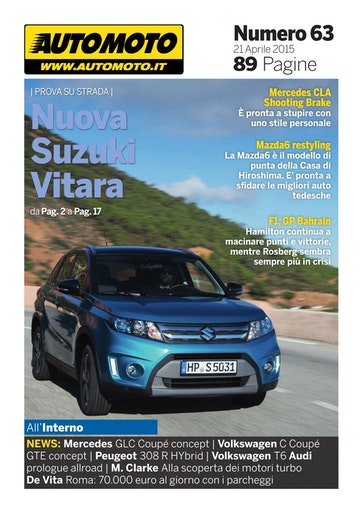 Automoto.it Magazine Preview