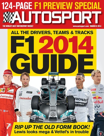Autosport Preview