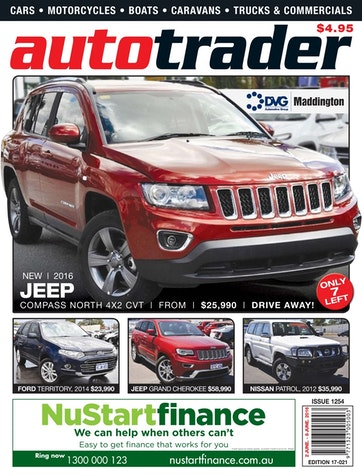 AutoTrader Preview