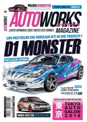 Autoworks Magazine Preview
