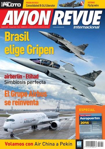 Avion Revue Internacional Preview