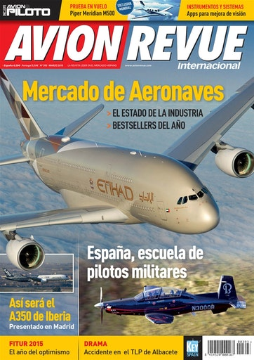 Avion Revue Internacional Preview