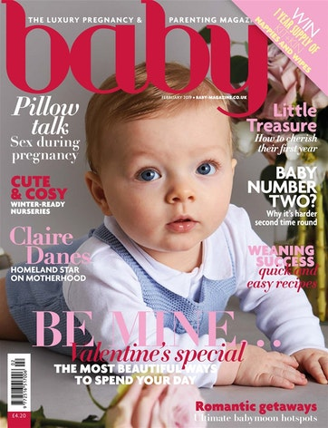 Baby Magazine Preview