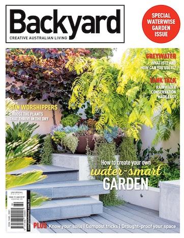 Backyard Magazine Issue 17 5 Subscriptions Pocketmags