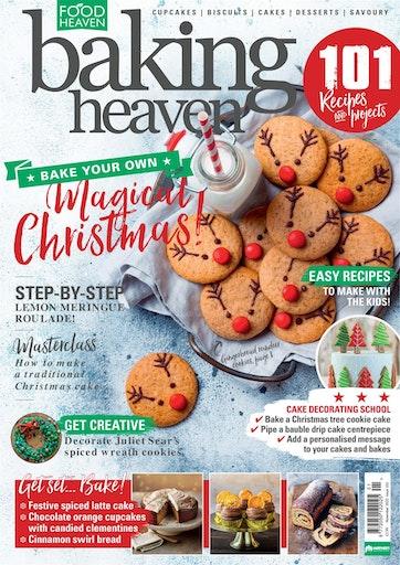 Baking Heaven Magazine - November 2020 Subscriptions   Pocketmags