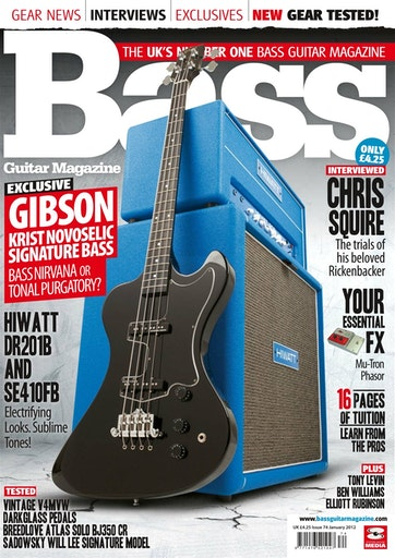 Bass Guitar UK Preview