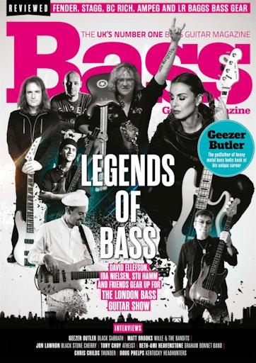 Bass Guitar UK Preview