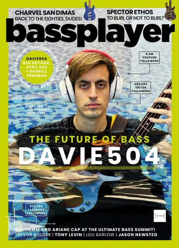 Bass Player UK Preview