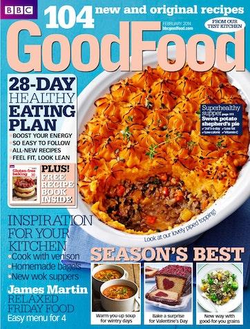 BBC Good Food Magazine Preview