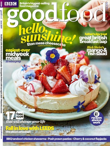 BBC Good Food Magazine Preview