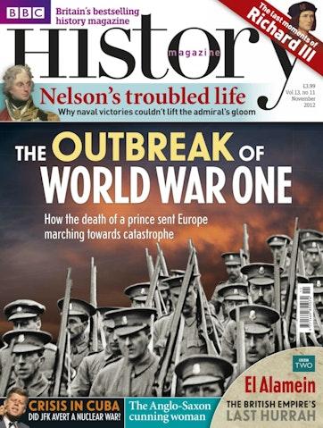 BBC History Magazine Preview