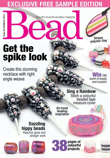 Bead & Jewellery Magazine Preview