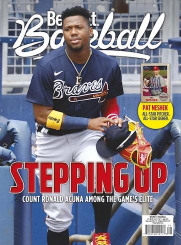 Beckett Baseball Magazine Preview